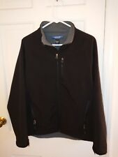 EXC EUC LA Police Gear Operator Soft Shell Jacket - Black, S/Sm/Small