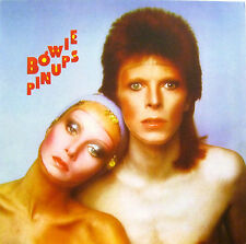 "DAVID BOWIE ""PINUPS"" lp reissue from FIVE YEARS BOX mint"