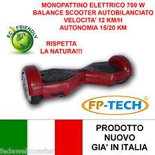 BALANCE SCOOTER MONOPATTINO ELETTRICO AUTOBILANCIATO SMART OVERBOARD LED 2 RUOTE
