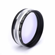 NiSi Optics USA - NiSi Close Up Lens Kit NC 58mm (with 49 and 52mm adaptors)