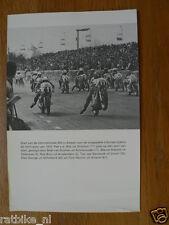 FLYER OLOF WAGRACES TILBURG 1975,GEORGE,HERRON,SAMBEEK,BRON,ANKONE,DULMEN,WAL