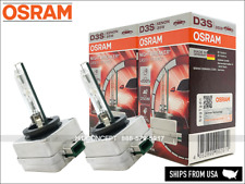 NEW! D3S - OSRAM HID Xenon Night Breaker LASER  Bulbs +200% 66340XNL (Pack of 2)