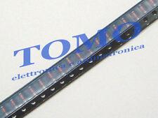 Lotto di 10 pezzi x Diodo zener 5,1V 1/2W SMD BZV55-C5V1.115
