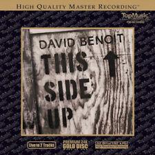 David Benoit This Side Up 24K Gold CD
