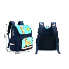 wateproof night vision school bag kids girls boys Backpack Book Bags Rucksack