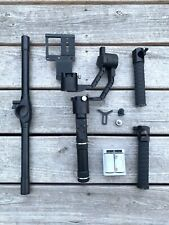 Zhiyun Crane V2 3-Axis Gimbal Stabilizer with DUAL-GRIP and other accessories!