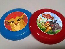 12 LION GUARD mini frisbees birthday party favor, treat bags, prizes, KING