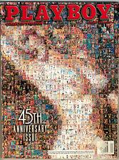 Playboy Magazine 45 Anniversario Gennaio 1999 + Playboy Pamela Anderson feb 1999