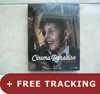 Cinema Paradiso .Blu-ray Director's Cut w/ Slipcover & Booklet