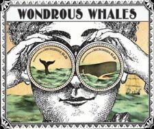Micronesia- Wondrous Whales Souvenir Sheet MNH