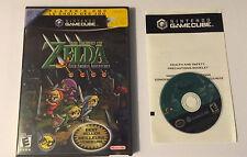 Legend of Zelda: Four Swords Adventures -- Nintendo GameCube -- CONDITION B+