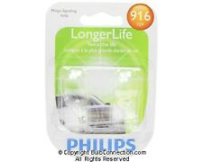 NEW Philips BC9593 916 Automotive 2-Pack 916LLB2 Bulb