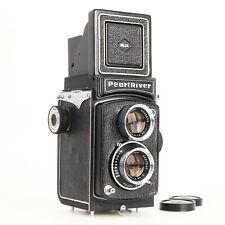 :Pearl River (Seagull 4B) 6x6 120 TLR Camera w 75mm f3.5 Lens