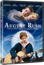 New August Rush on DVD Widescreen Robin Williams Freddie Highmore Keri Russell