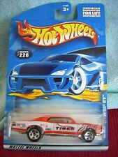 Hot Wheels '67 Pontiac GTO #226 Tiger Racing