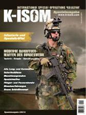 K-ISOM Spezial I/2014 Moderne Handfeuerwaffen der Bundeswehr Technik Einsatz NEU