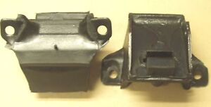 71 72 73 74 75 76  OLDS DELTA 88  455 MOTOR MOUNTS PAIR L+R OLDSMOBILE