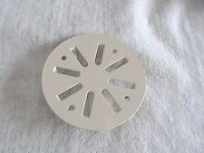 5 in. Snap-in Floor Drain Cover - Almond color *new*