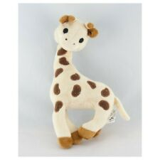 Doudou sophie la girafe beige marron VULLI lot de 2 - Vache - Girafe Classique