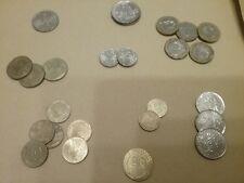 Französische Franc In Münzen Aus Frankreich Vor Euro Einführung