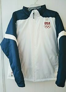 2012 Olympic Winter Women's Puffer Jacket 2012 Team USA Team Apparel Size XL