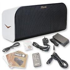Klipsch KMC-3 Music Center Bluetooth Speaker white