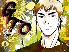 POSTER GTO GREAT TEACHER ONIZUKA EIKICHI BAD COMPANY SHONAN JUNAI GUMI MANGA #3