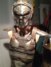 Sci fi  helmet and armor prop. Mad Max, Star Wars, Boba Fett Like