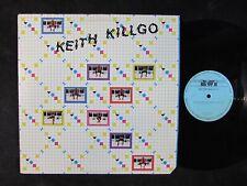 "KEITH KILLGO 12"" VINYL EP LP private press electro boogie funk/soul/Blackbyrds"