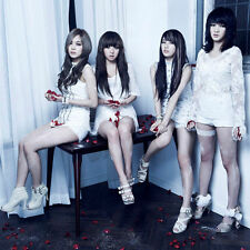 MISS A - [TOUCH] The 4th PROJECT Mini Album CD + Photo Book Sealed K-POP