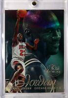 Rare Error: 1996-97 Flair SHOWCASE Michael Jordan STYLE ROW 2 #23, 1 of 1 ?