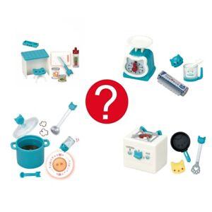 Blind Box LOL Dolls Nendoroid Calico Critters Kitchen Accessories 1 Random Toy