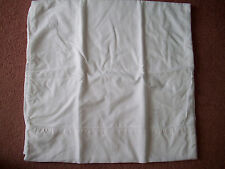 King Size Pillowcases 2-pack 40 x 20 100% polyester white NEW