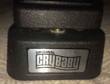 Dunlop - Cry Baby Wah Effect Pedal - Modified