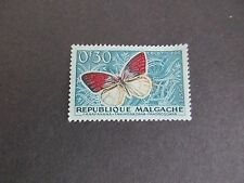 MADAGASCAR Butterfly COLOTIS ZOE Stamp 1960  MG306
