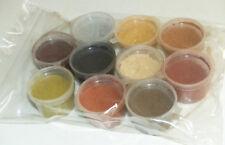 Artmaster 70.000 Alterungsfarben 10 Stück Verschmutzungspulver 100gr=21,58€ Neu
