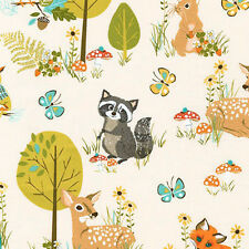 "ROBERT KAUFMAN ""FOREST FELLOWS"" ANIMALS Nature by yard"