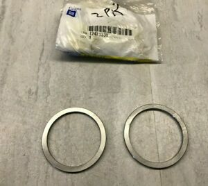 2 Pack GMC Chevy SUV Truck OEM Pinion Bearing Spacer GM 12471330
