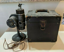 Antique Bell & Howell FILMO 16mm AUTOMATIC CINE PROJECTOR  - S/N 9640