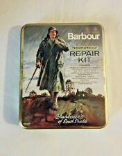 Barbour Thornproof Repair Kit With Tin