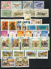 Laos stamp collection of earlier mnh vf topical sets
