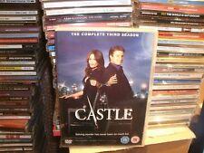 Castle - Series 3 - Complete (DVD, 2012, 6-Disc Set)