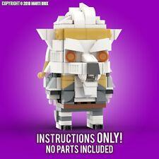 LEGO Brickheadz Fortnite Dire MOC Instructions - MartiBrix (PDF ONLY)