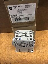 Allen Bradley 100-C09EJ10 IEC Contactor 24V DC Electronic Coil 9AMP 1N.O. Aux