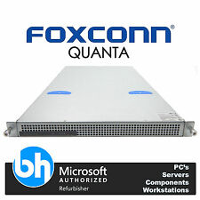 128GB RAM 1U Quanta Cheap Rack Cloud 2x Xeon Eight Core E5-2650 V2 2.60GHz