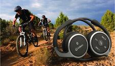 Sports Bluetooth AX-698 V4.0 TF Card FM Raido Headphone For iPhone 4 5S Samsung