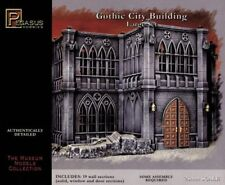 PEGASUS HOBBIES - 28 mm Gothic City Building Large Set # 4923/*