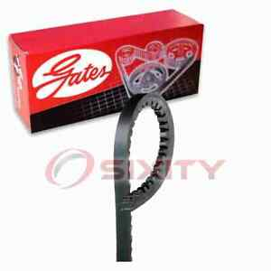 Gates XL Power Steering Water Pump Accessory Drive Belt for 1973-1974 Jensen ly