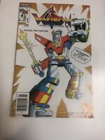 Voltron 1984 # 1 Canadian price Variant (VF/NM) 1st App Movie