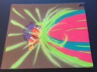 SHIN BIKKURIMAN -MARCO - anime cel A31 w/ Genga - Toei Animation ~Ray Rohr